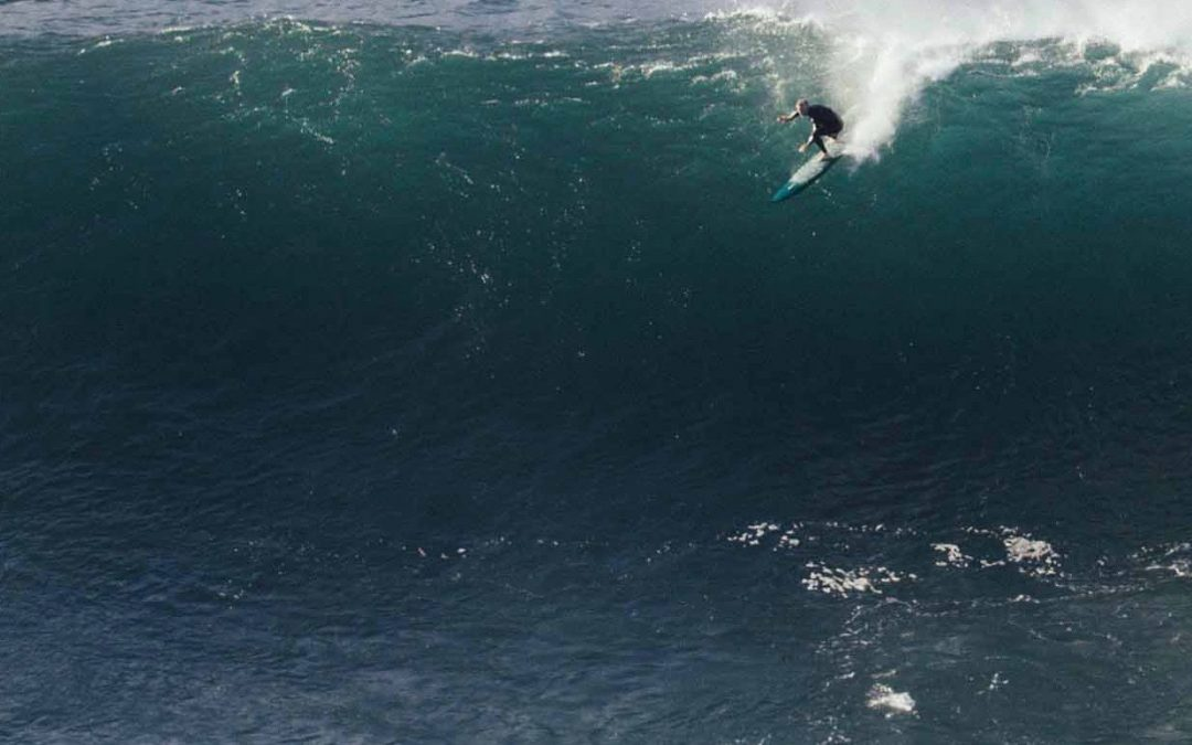 Breath work for surfers with Marcus Hamill