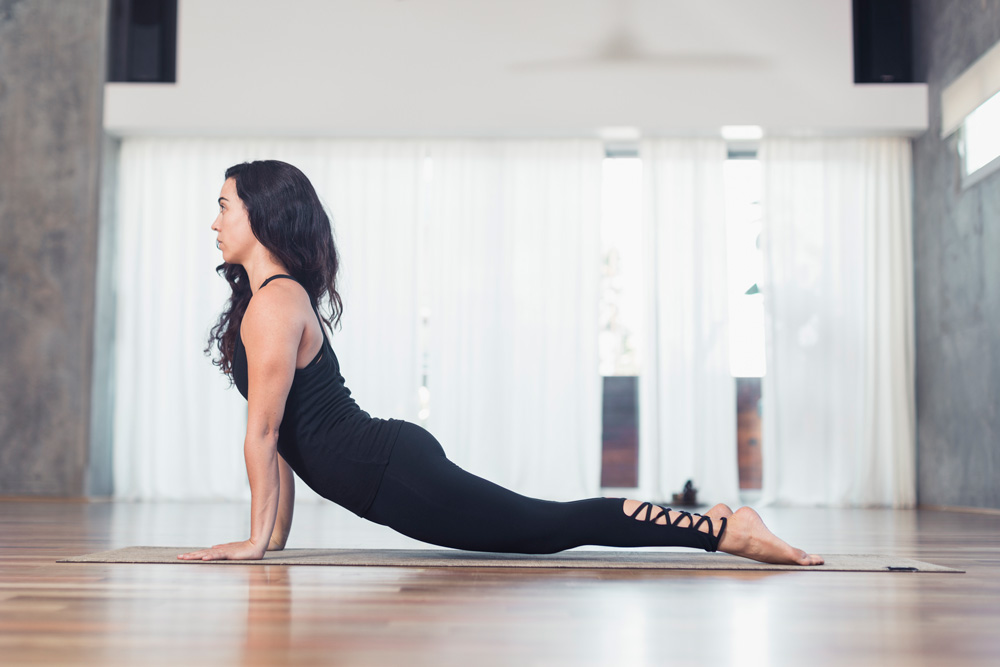 Yoga Medicine – The Spine